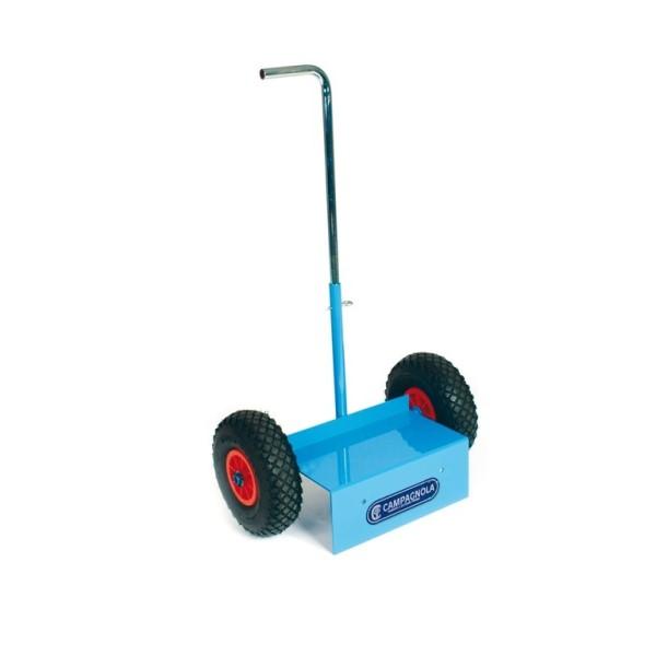 Trolley porta-batteria Campagnola