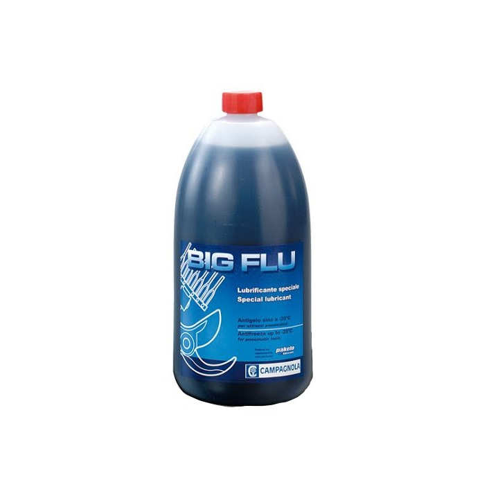 Olio lubrificante anticondensa Big Flu 1 Lt