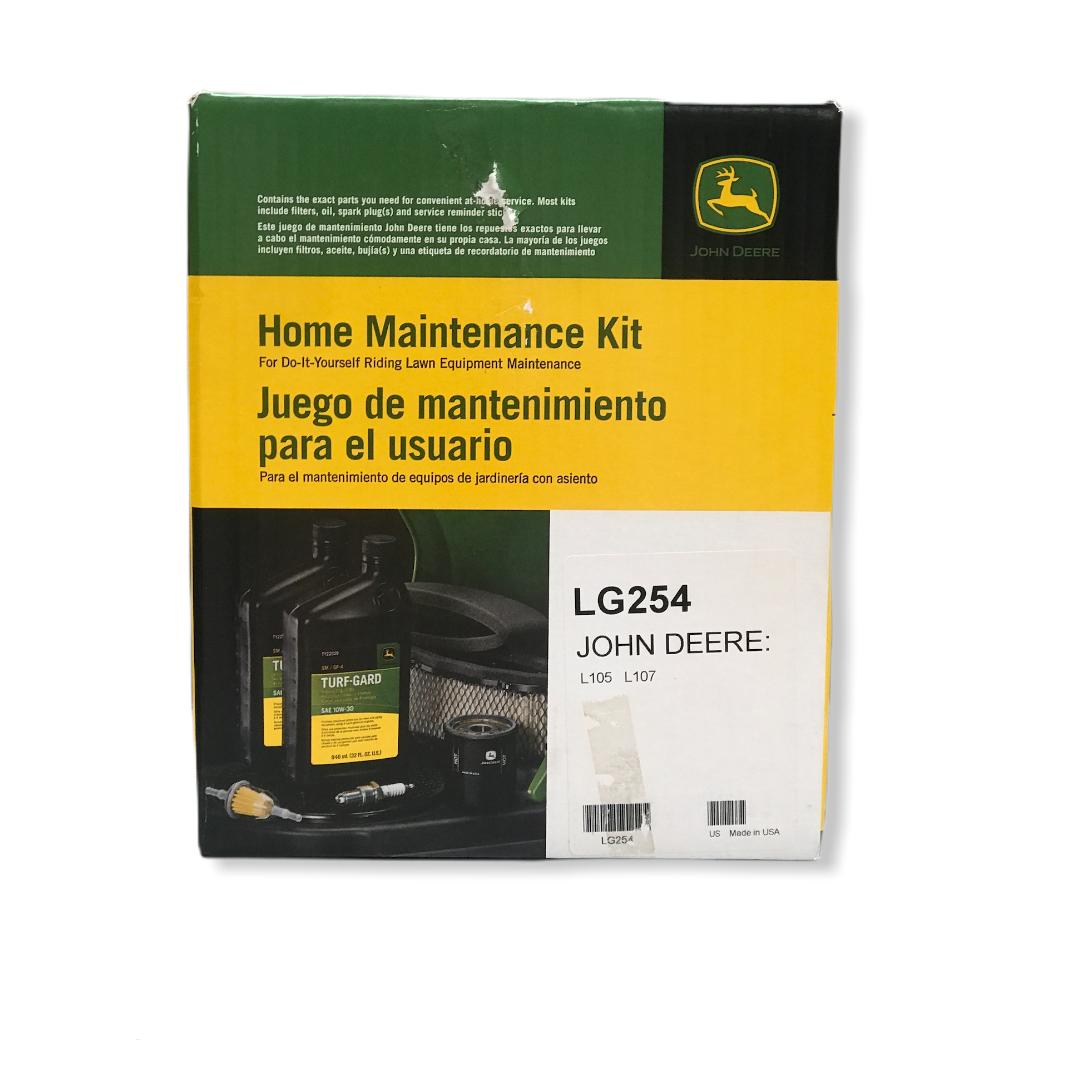 LG254 kit domestico