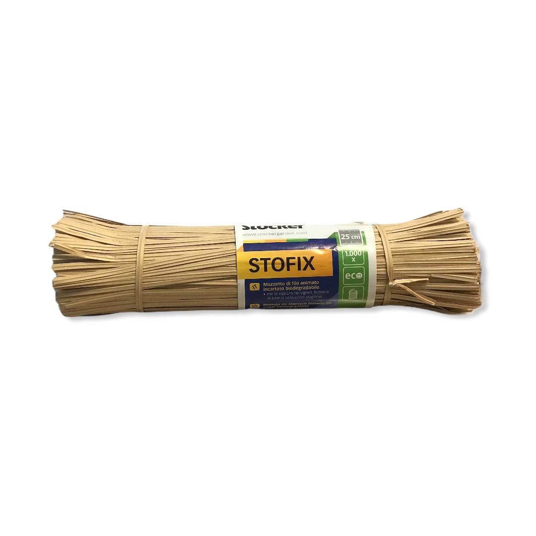 Stofix filo animato biodegradabile Stocker