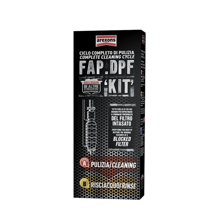 Kit pulizia FAP DPF