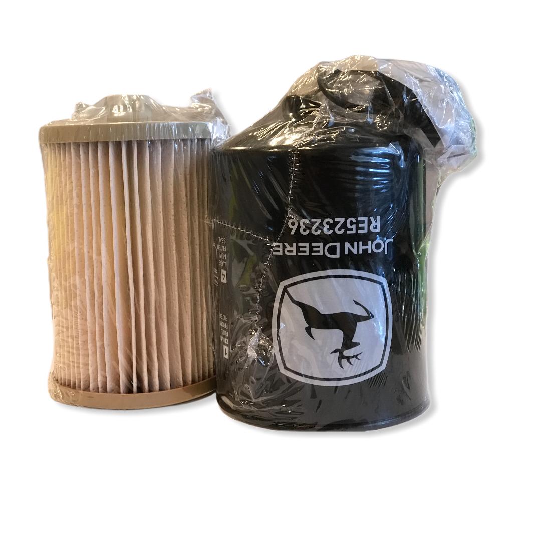 Kit filtro gasolio originale John Deere