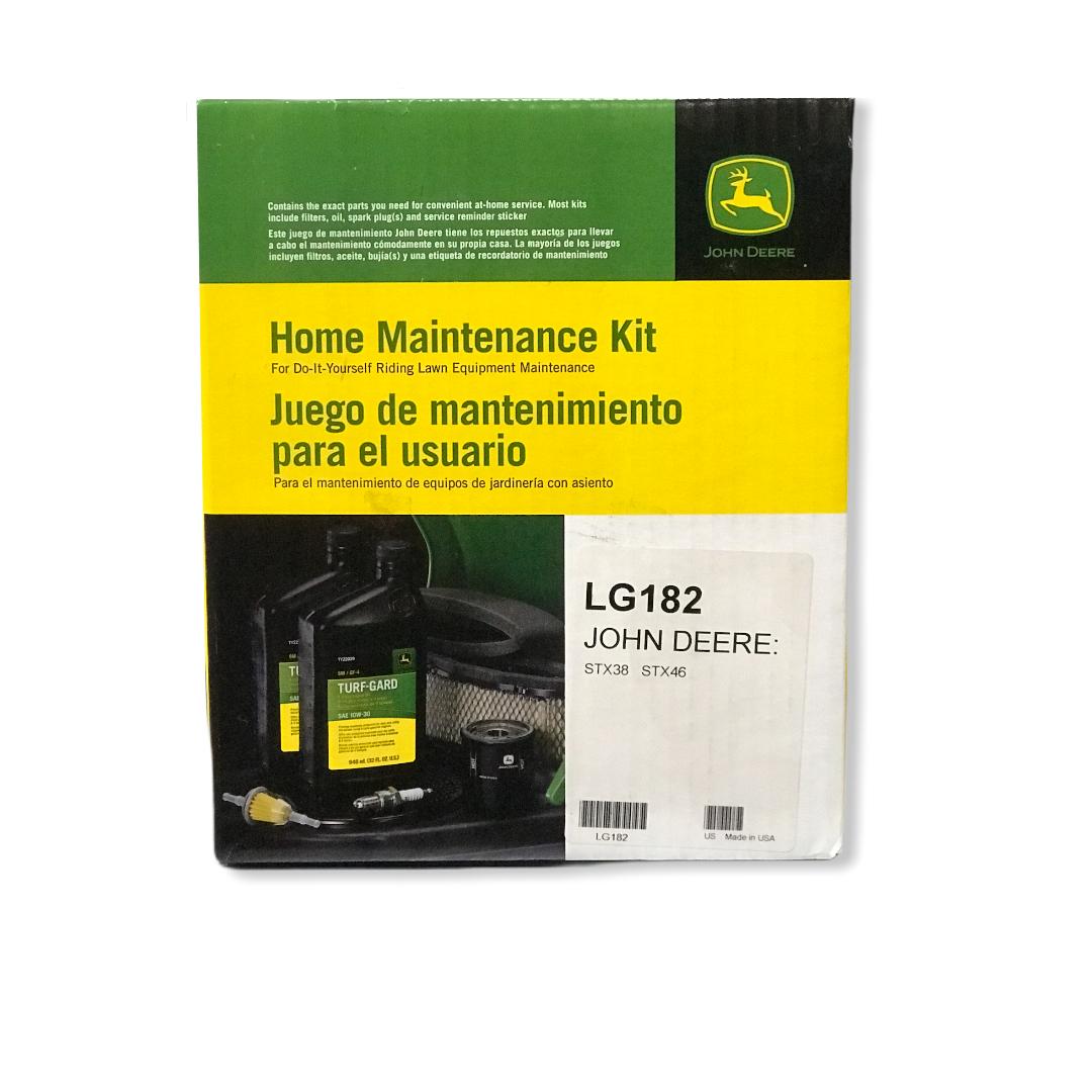 Kit manutenzione domestica John Deere LG182