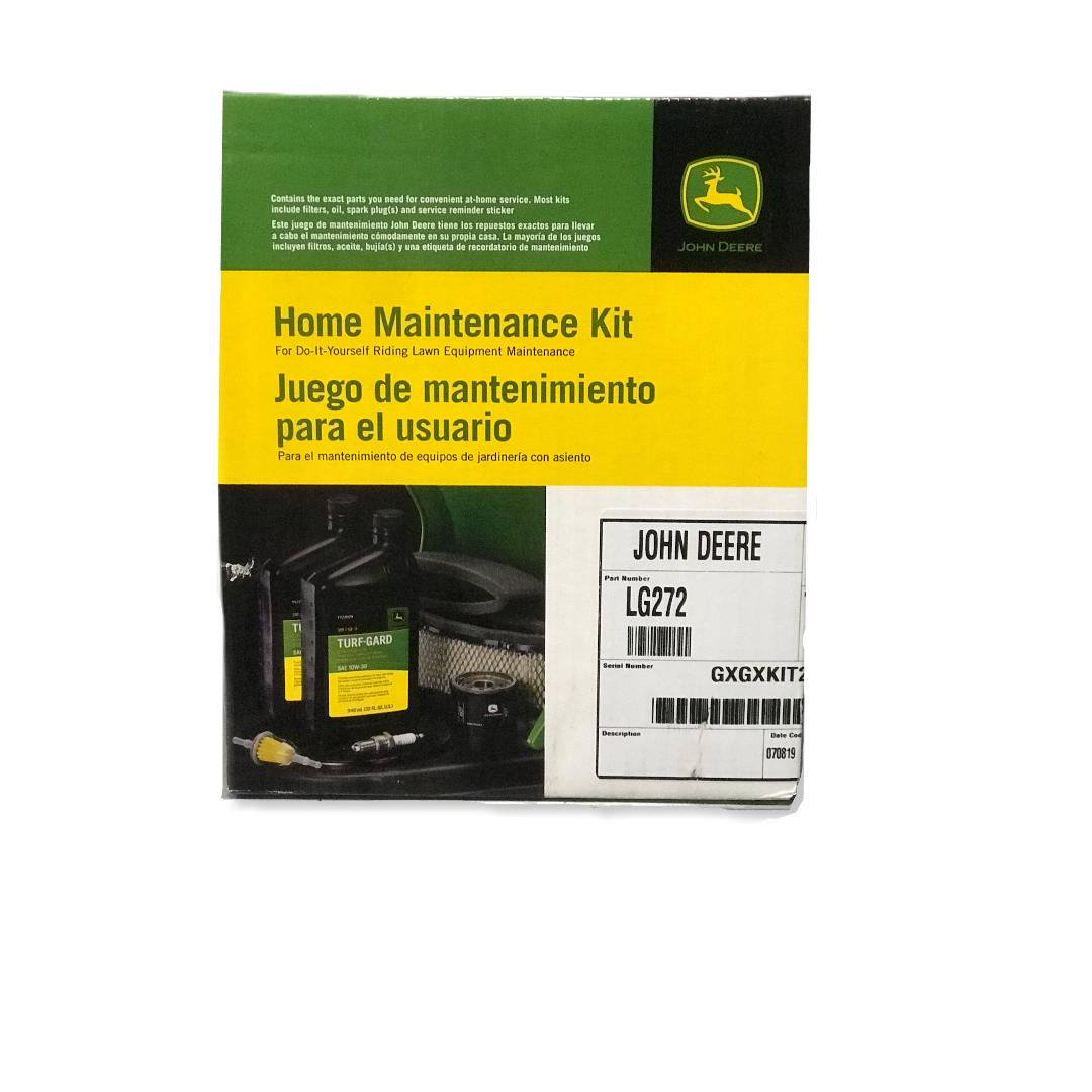 Kit manutenzione domestica John Deere LG272