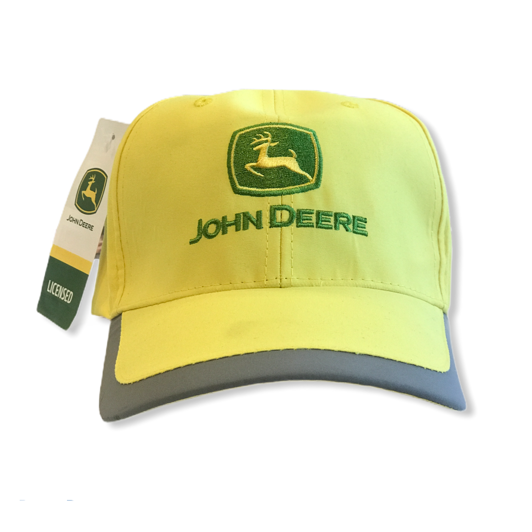 Cappellino security John Deere