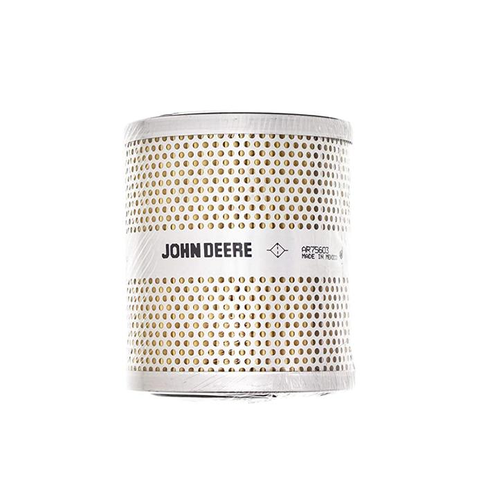 filtro olio john deere AR75603