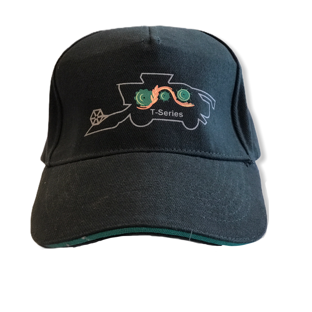 Cappellino verde T-Series John Deere