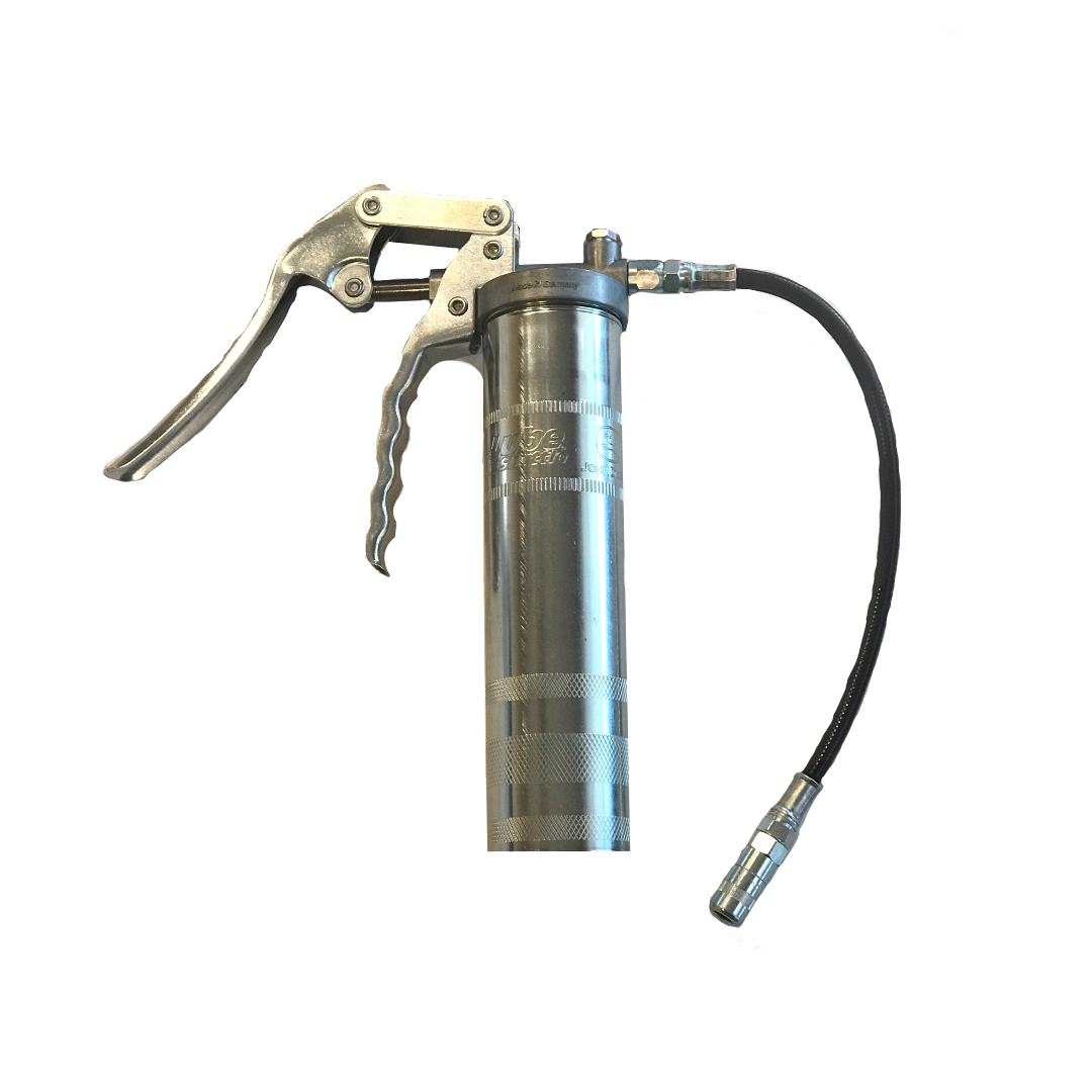 Pompa d'ingrassaggio per cartucce a vite 400gr John Deere