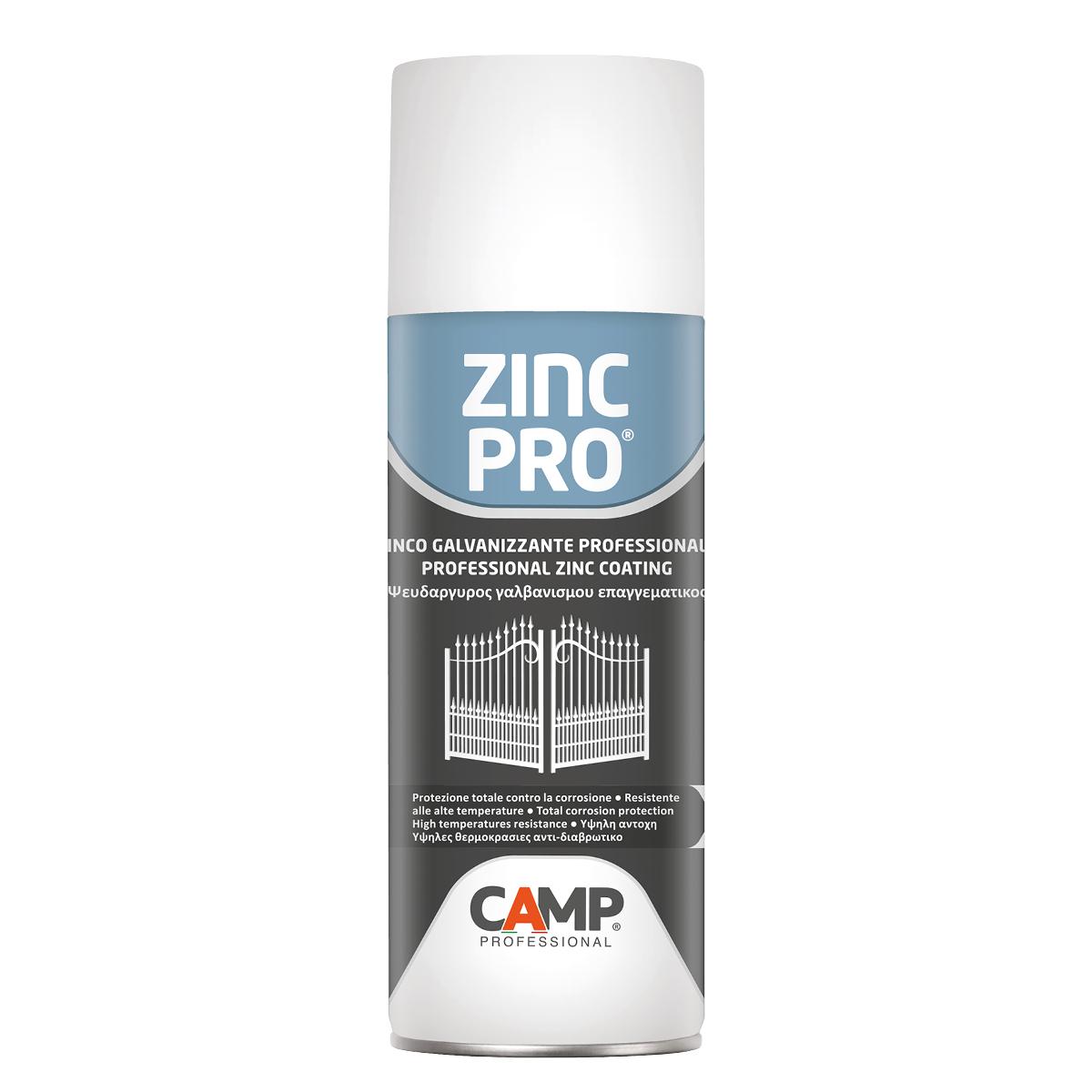 Zinco galvanizzante professionale spray