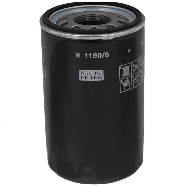 Filtro olio MANN FILTER W11606