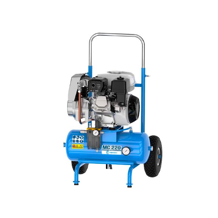 Motocompressore Campagnola MC 220 a benzina