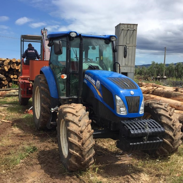 TRATTORE NEW HOLLAND TD5 95