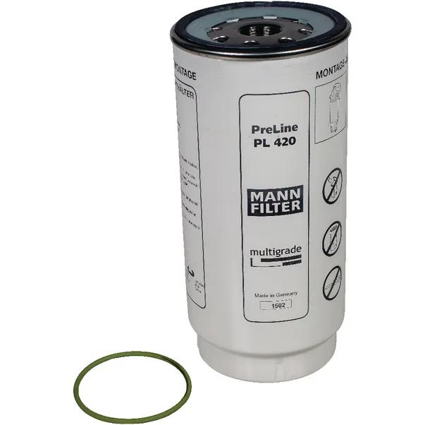 Filtro carburante MANN PL420X CLAAS/NEW HOLLAND/DAF BUS