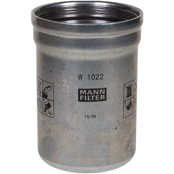 Filtro dell'olio MANN W1022 CLAAS/LIEBHERR/PELLENC