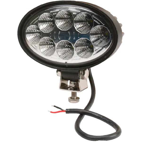 Faro da lavoro a LED 2240lm 24W a fascio ampio 60°
