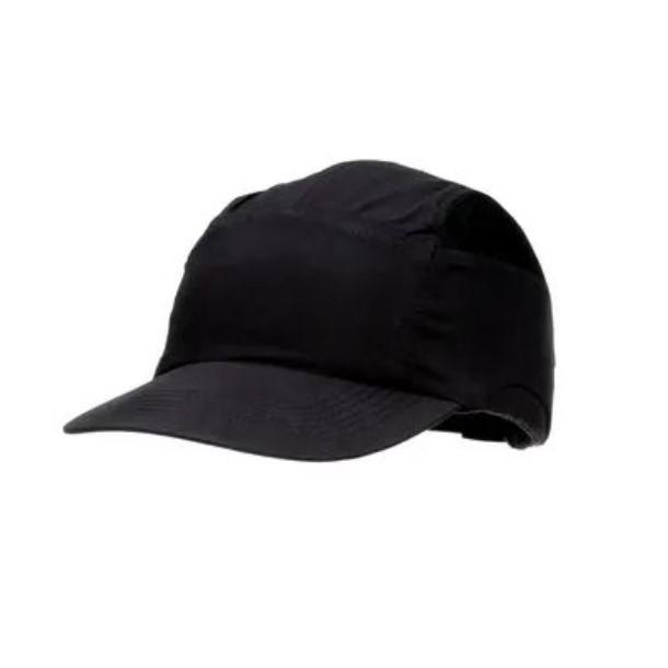 Berretto antiurto con visiera - First Base™+ nero