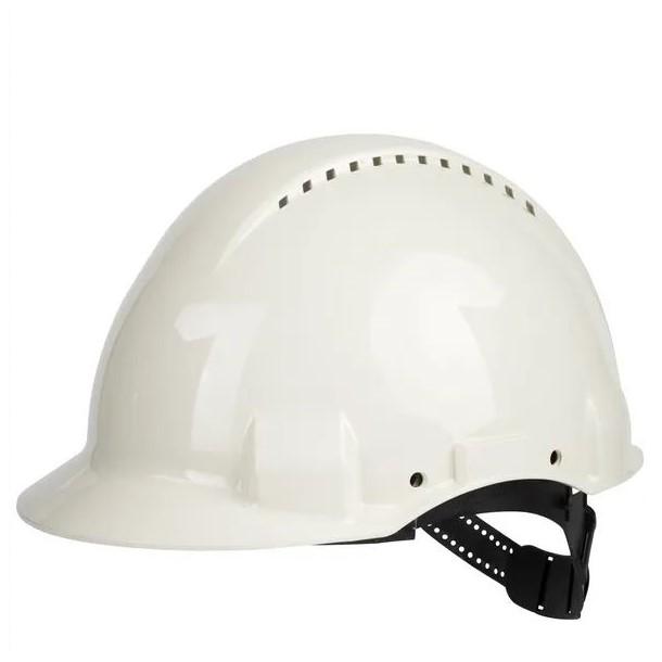Casco di protezione pinlock G3000 bianco