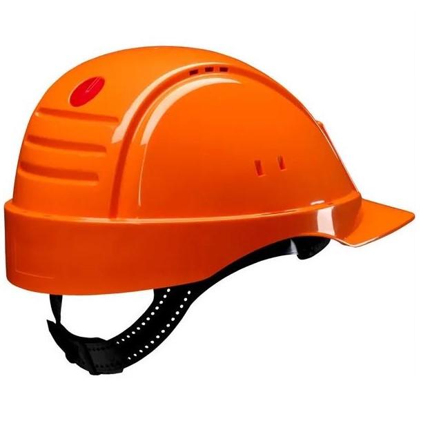 Casco di protezione solaris G2000 arancio