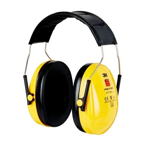 Cuffie di protezione acustica Optime I - Peltor