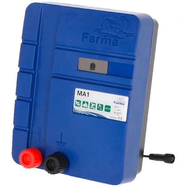 Elettrificatore per recinti Farma Duo MA1 230v 12v