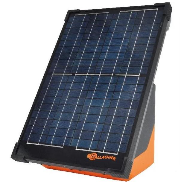 Elettrificatore per recinti solare S200