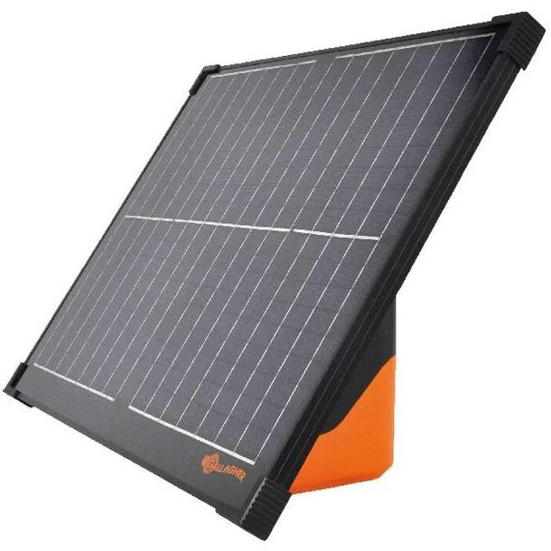 Elettrificatore per recinti solare S400