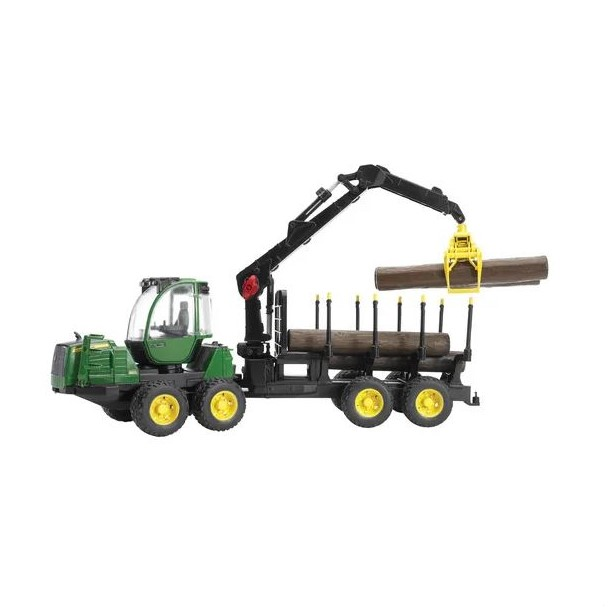 modellino macchina forestale