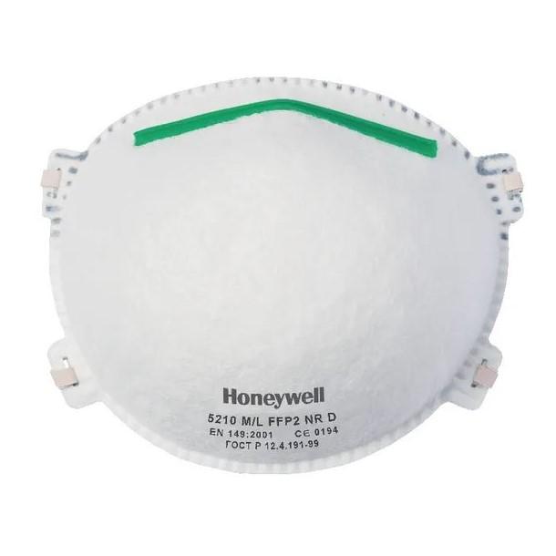 Mascherine FFP2 5210 M L x20 Pz. - Honeywell