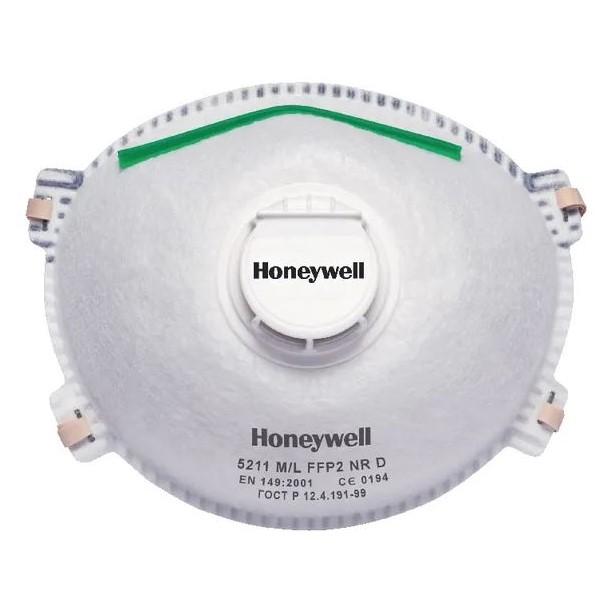 Mascherine FFP2 5211 M L x20 Pz. - Honeywell