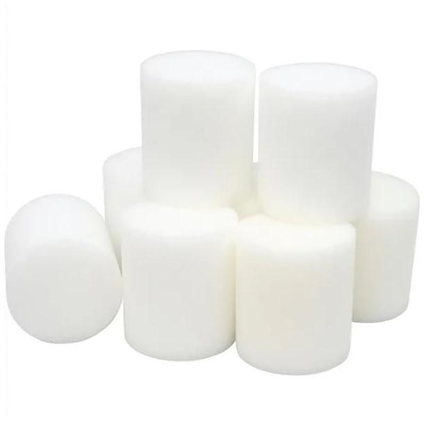 Spugna detergente 70x70 mm 10 pz