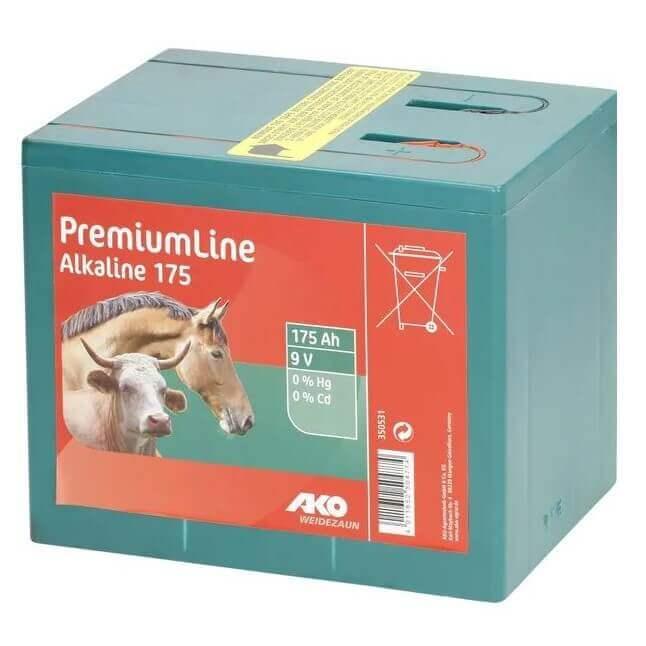 Batteria per recinti 9V 175Ah – AKO PremiumLine
