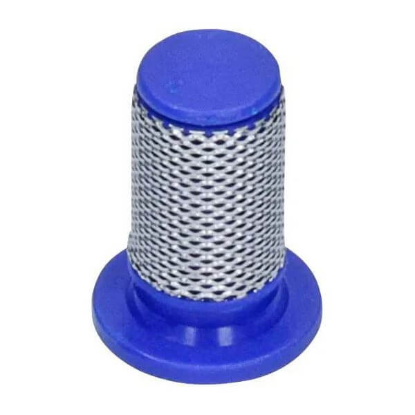 filtro cilindrico mesh 50 acciaio