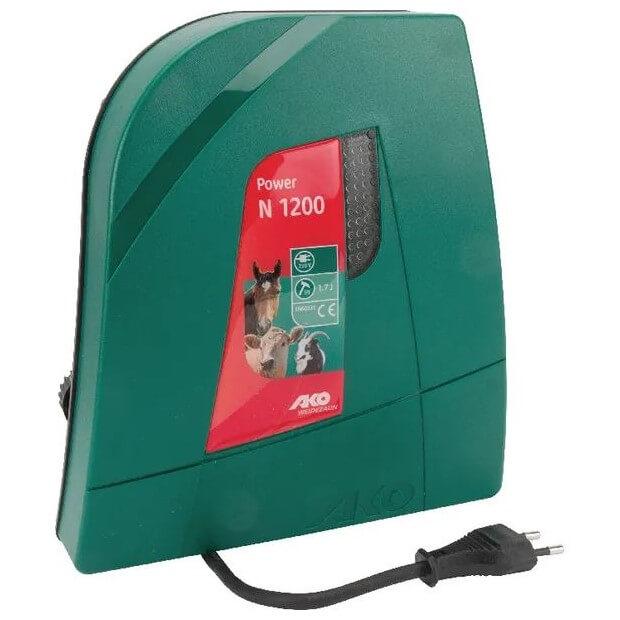Elettrificatore per recinti Power N1200 – AKO