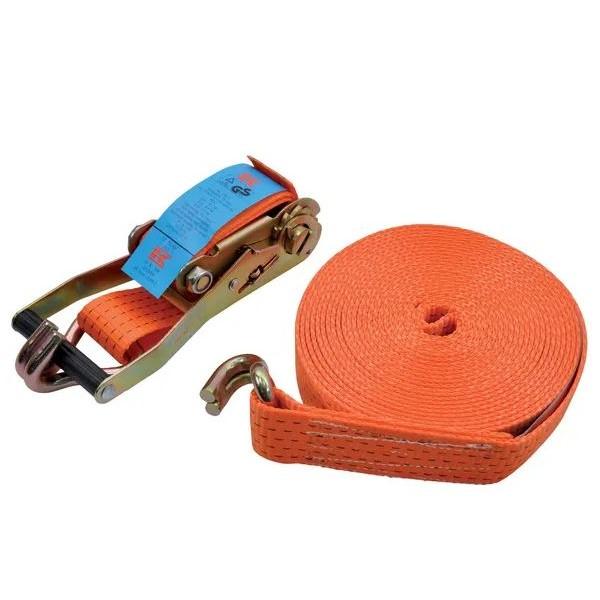 Cinghia di fissaggio con cricchetto 50mmx5m