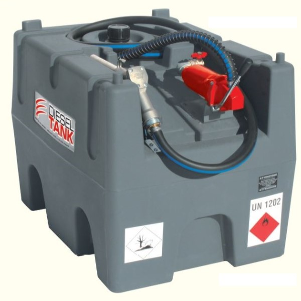 Cisterna gasolio Maestri 220Lt
