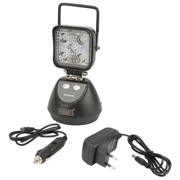 Faro da lavoro a LED portatile 1080lm 15W