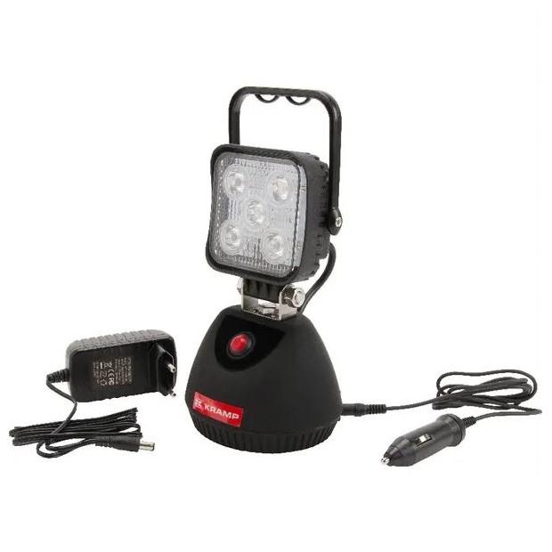 Faro da lavoro a LED portatile 900lm 15W