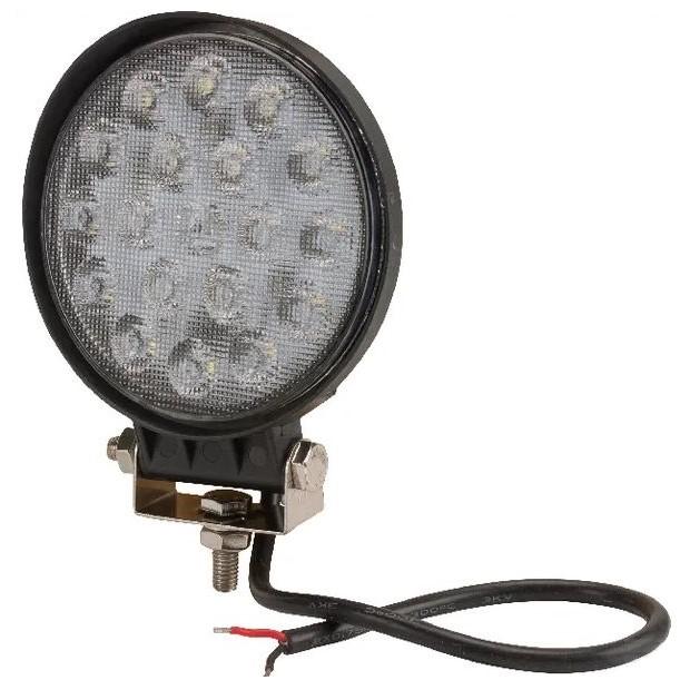 Faro lavoro LED 36W 2850lm a fascio ampio