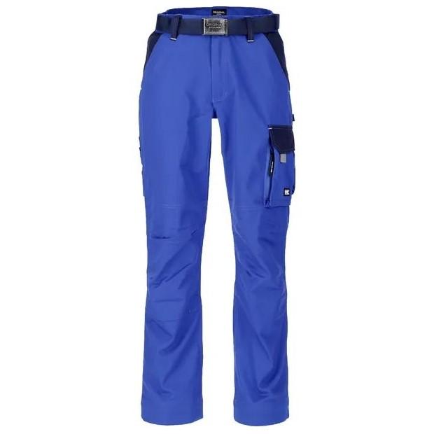 Pantaloni da lavoro Blu 100 cotone