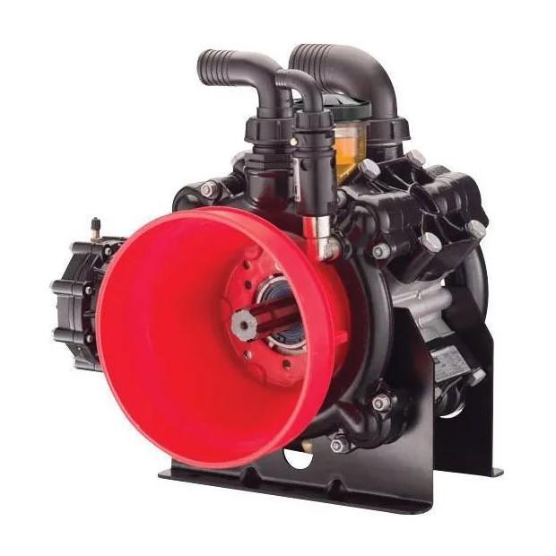 Pompa a membrana con pistone 20 BAR AR 160 bp AP C C