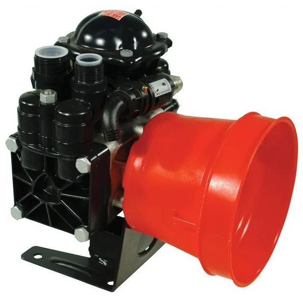 Pompa a membrana con pistone 20 BAR AR 70 bp C