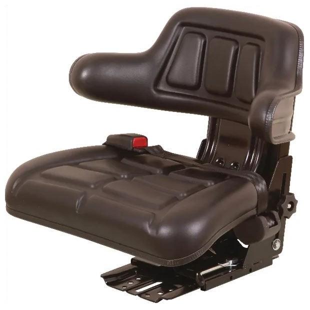 Sedile in PVC con sospensione meccanica