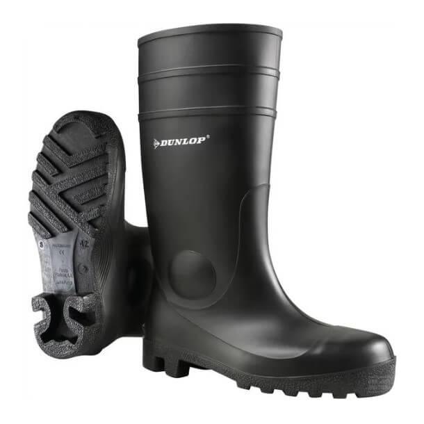 Stivali in gomma Dunlop Protomastor S5 Neri