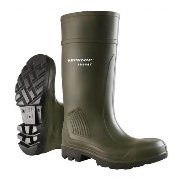 Stivali in gomma Dunlop Purofort Professional