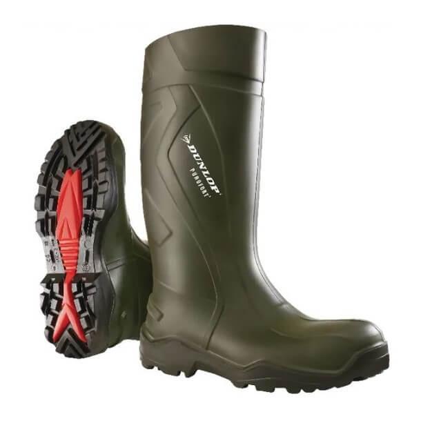 Stivali in gomma Dunlop Purofort+ S5