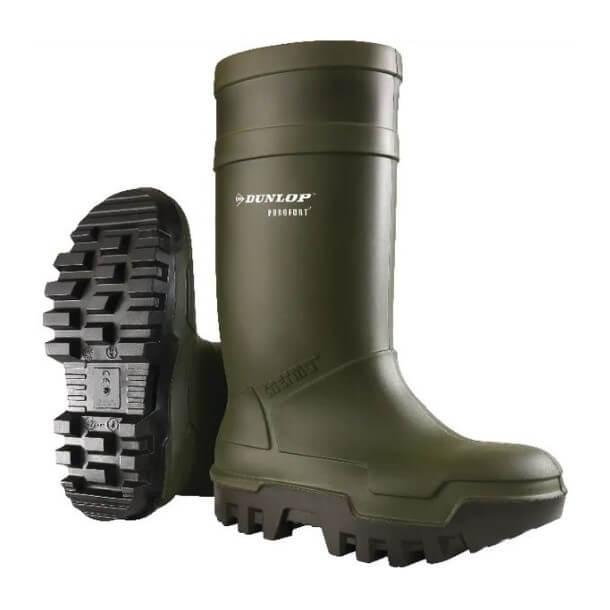Stivali in gomma Dunlop Purofort Thermo+