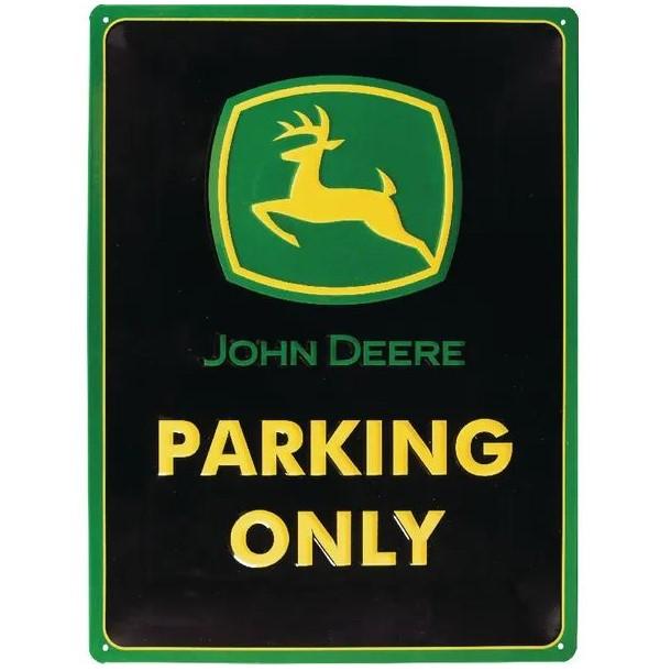 Targa John Deere Parking only 1