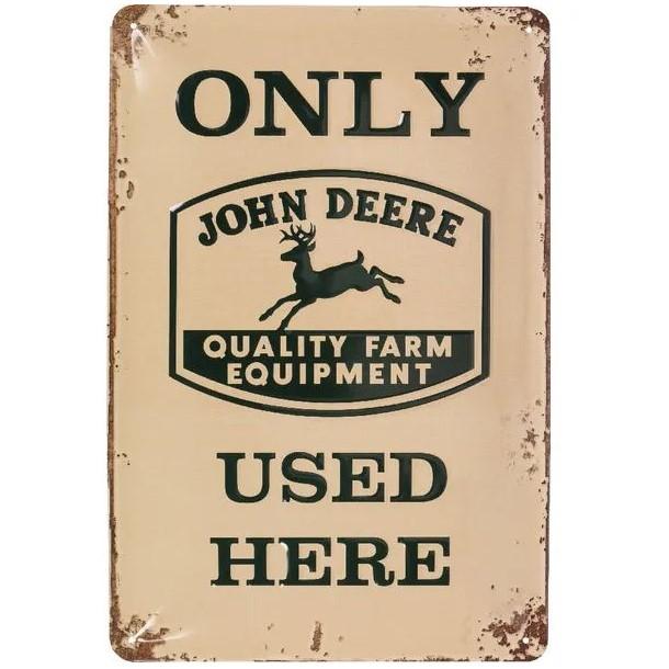 Targa John Deere Quality farm equipment