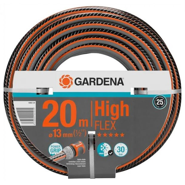 Tubo da giardinaggio HighFlex 1 2 20m