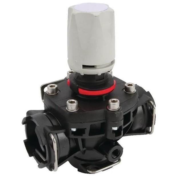 Valvola a pressione manuale T6F 12 BAR